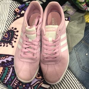 Adidas ortho float size 9 pink